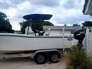 Dusky 23 Boat.1