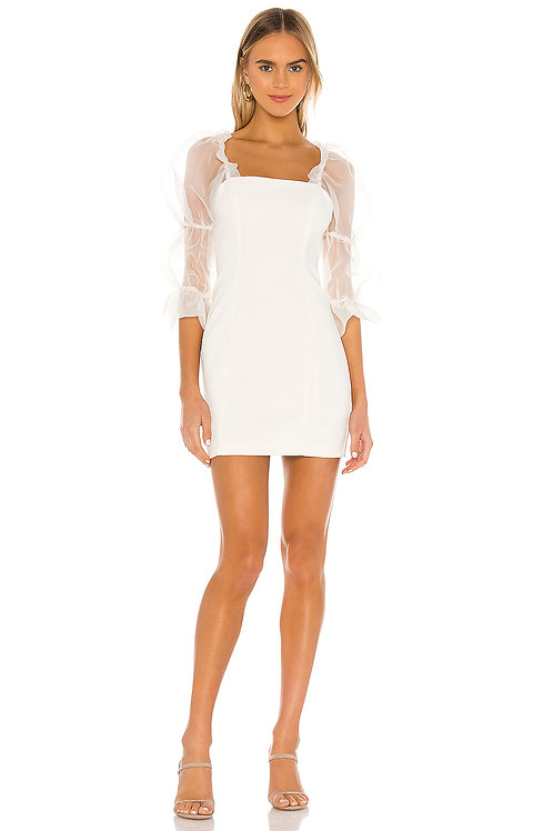 Chick White Dress