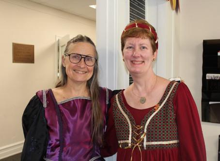 Preterite presents the Canterbury Tales