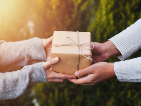 Thoughtful gift-giving isn't all that hard