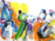 1. 'Jazz Band' 89x116cm 2019.jpg