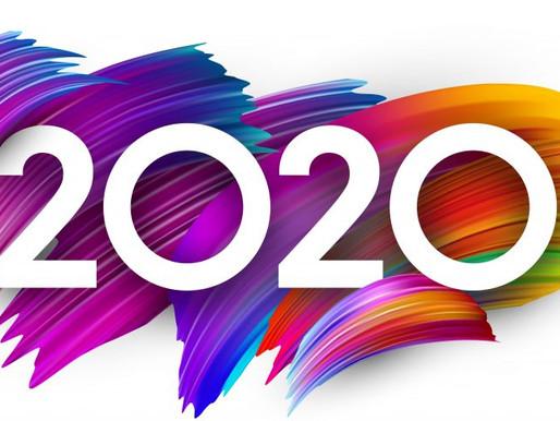 2020 - A new beginning!!
