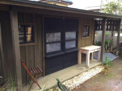 ガーデンシェッド 物置 小屋 納屋