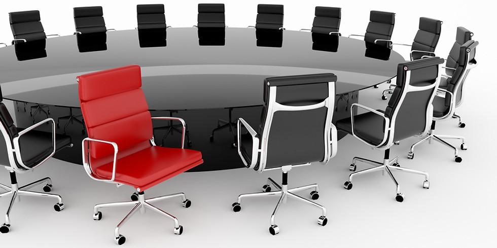 April LEND Council Meeting
