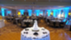 Indiana grand casino blue uplights.jpg