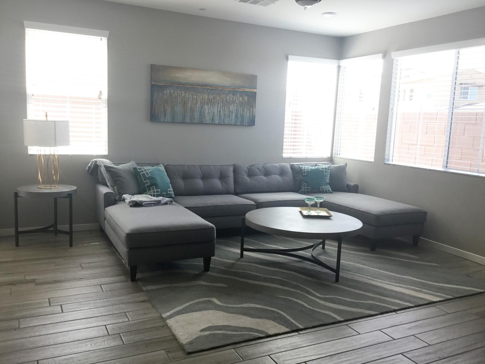. contemporary living room design