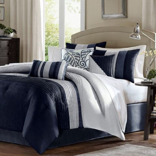 7 Piece Comforter Set - #002