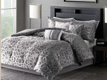 7 Piece Comforter Set - #016