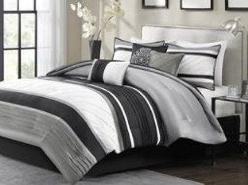 7 Piece Comforter Set - #013