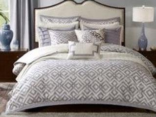9 Piece Comforter Set - #014