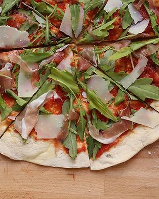 Freshy Sliced Pizza
