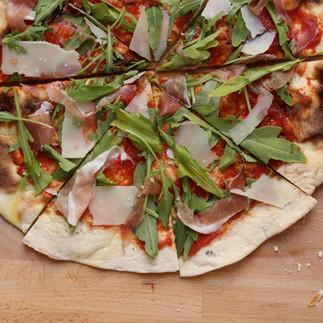 Freshy Gesneden Pizza