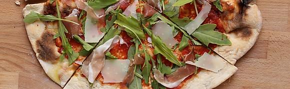 Thin Crust Pizzas