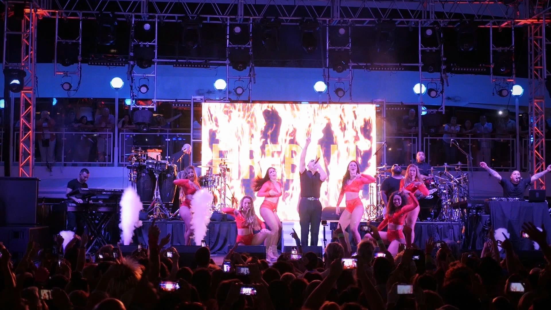 Pitbull Cruise 2017