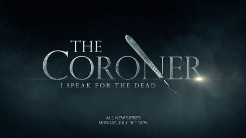 """""""The Coroner"""" - Investigation Discovery"""