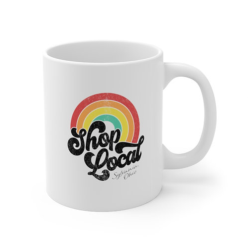 Sylvania Shop Local Mug