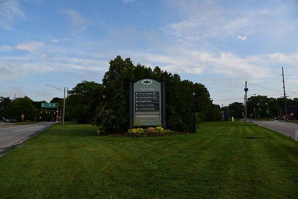James E Seney Triangle Park
