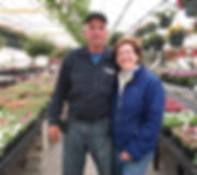 Jeff and Eileen Creque 2012