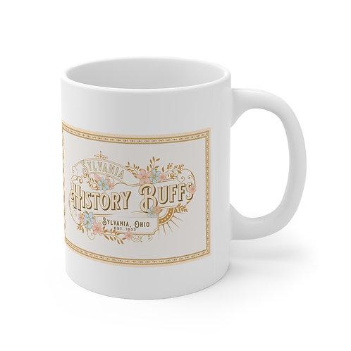 Sylvania History Buffs Mug