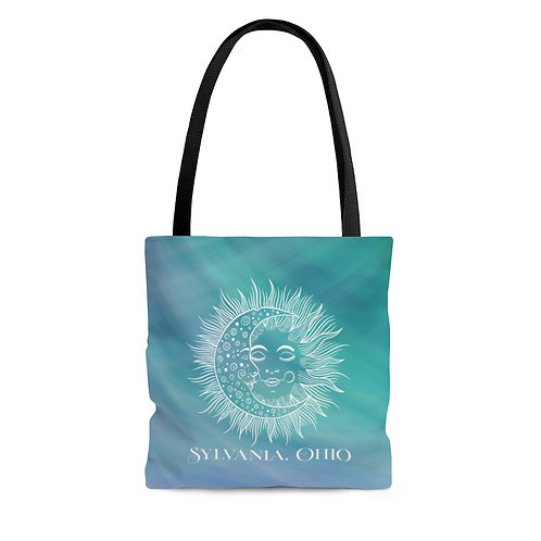 Sylvania Under the Sun & Moon Tote Bag