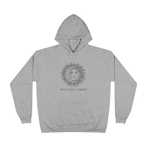Sylvania Under the Sun & Moon Unisex EcoSmart® Hoodie Sweatshirt