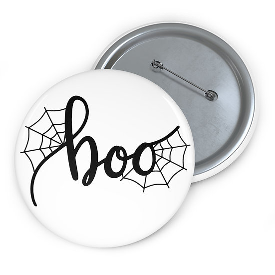 Boo Buttons