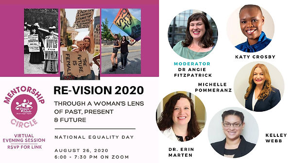 Women's Equality Day evening