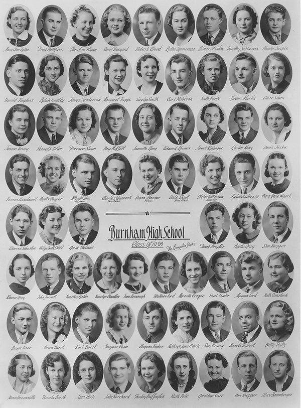 1938 class photo