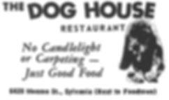 1967 dog house