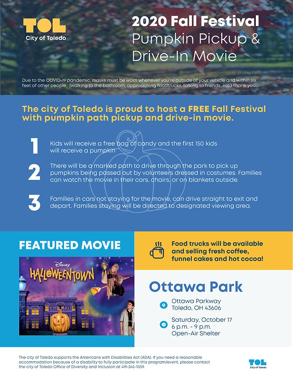 toledo fall festival flyer web