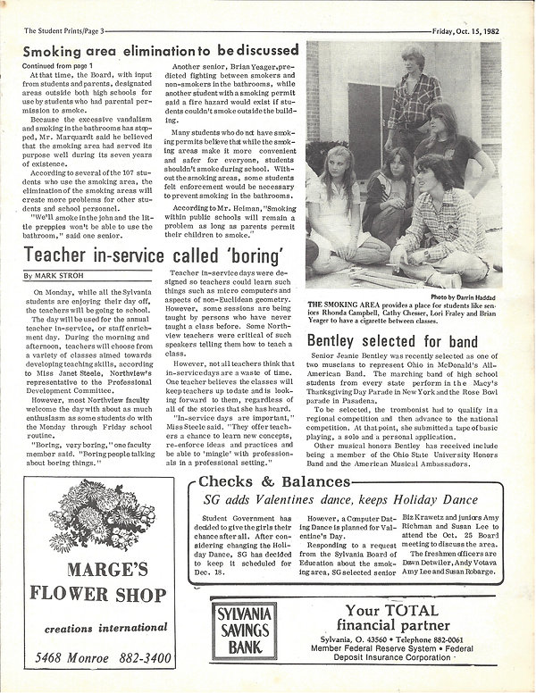 1982 Student prints page 3