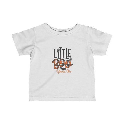 Sylvania Little Boo Infant Fine Jersey Tee