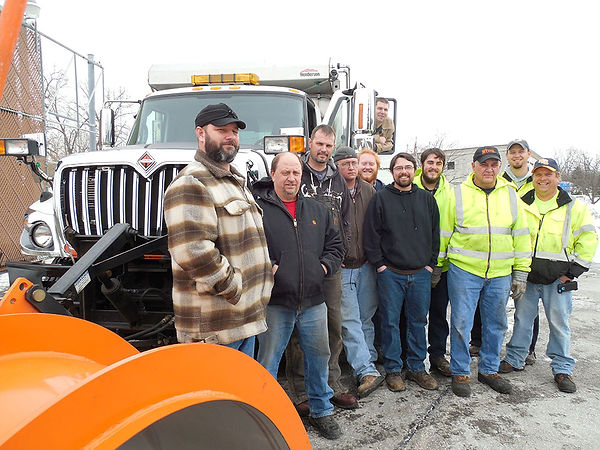 Sylvania Snow Plow Drivers