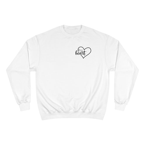 Sylvania Has Heart Champion Sweatshirt