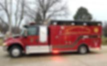 medic truck 2020