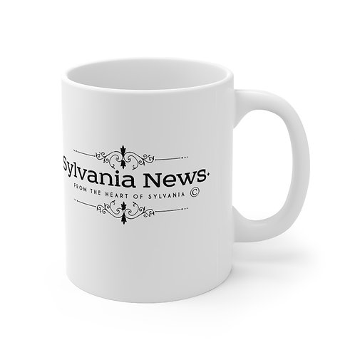 Sylvania News Ceramic Mug 11oz