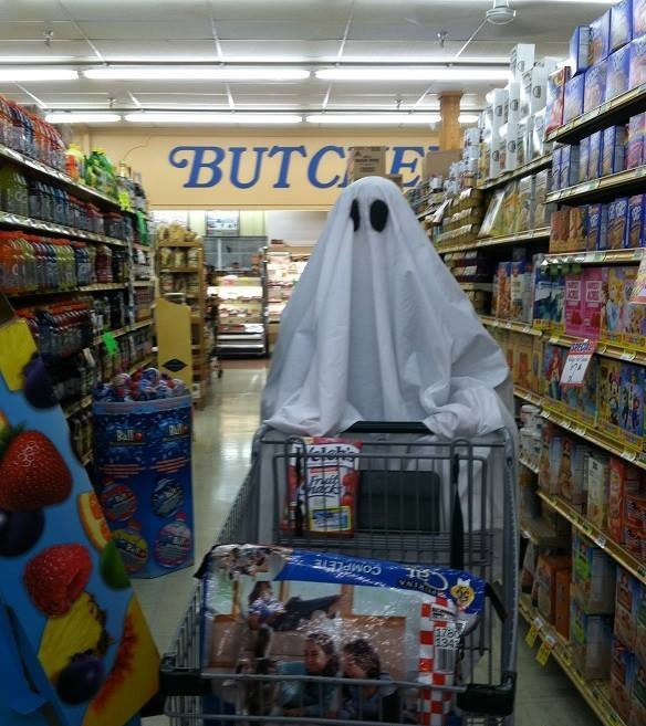 The Sautter's Ghost