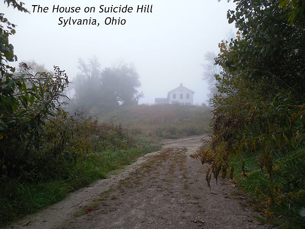 house on suicide hill