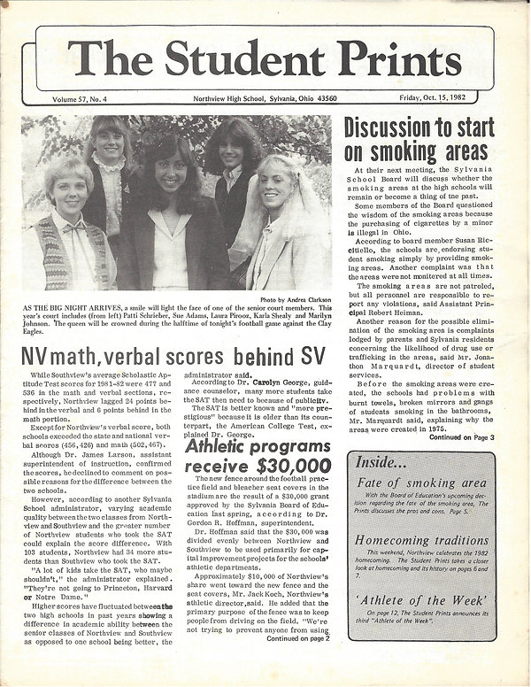 1982 Student prints page 1