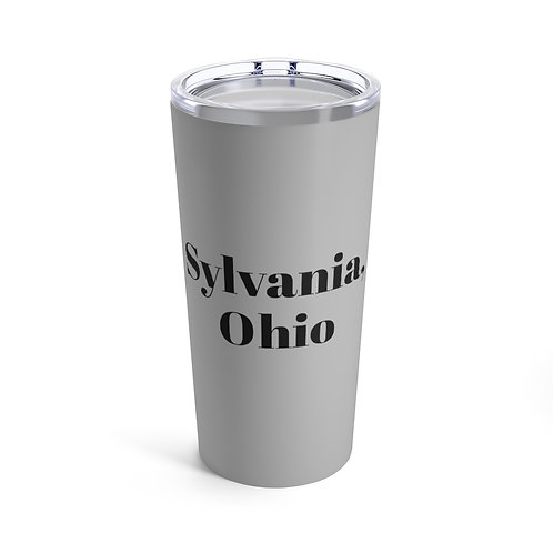 Sylvania Ohio Tumbler 20oz