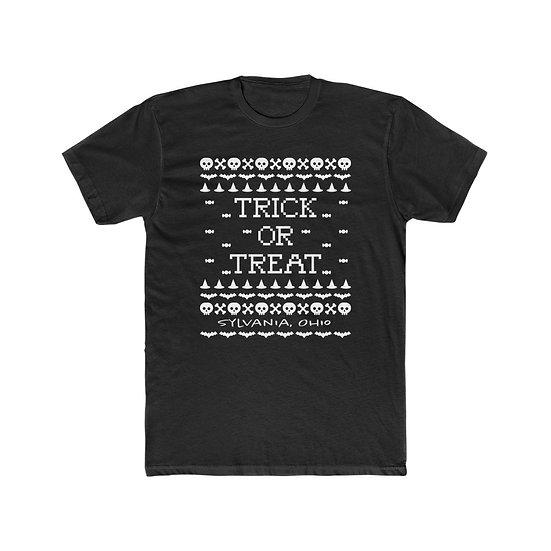 Trick or Treat in Sylvania Men's Cotton Crew Tee