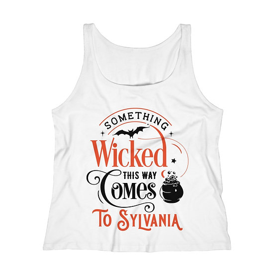 Wicked Sylvania Women's Tank Top