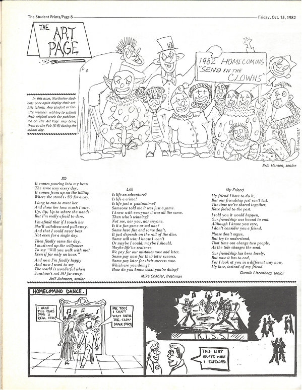 1982 Student prints page 8