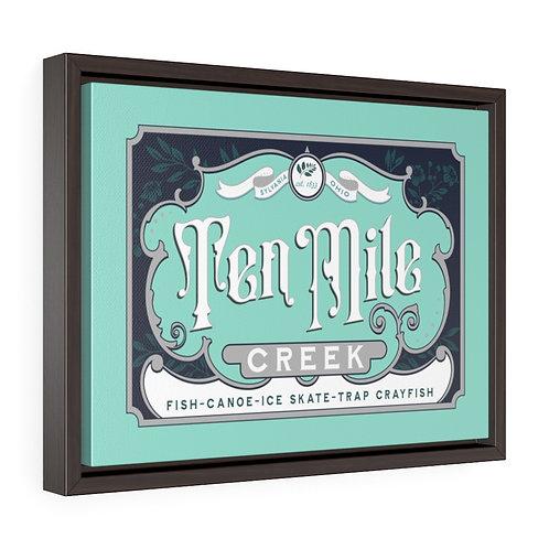 Ten Mile Creek Sylvania Framed Premium Gallery Canvas