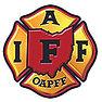 sylvania firefighters union logo on tran