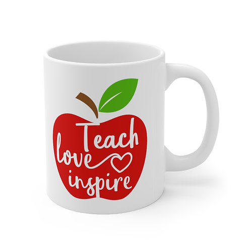 Sylvania Teacher Life Mug