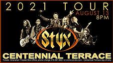 styx centennial concert 2021