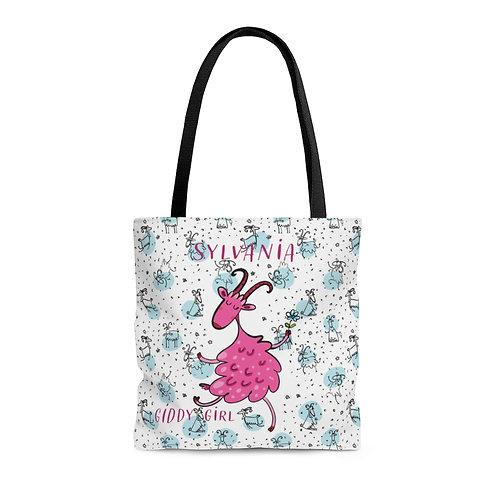 Sylvania Giddy Girl Tote Bag