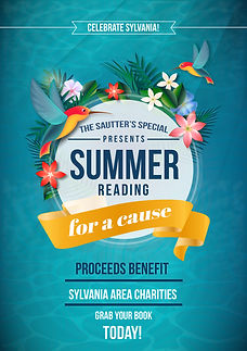 summer reading for a cause june 25