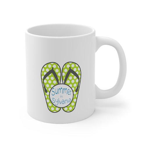 Sylvania Summer Ceramic Mug